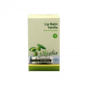 """Бальзам для губ """"Ваниль"""" с оливковым маслом и прополисом, SPF 10"""