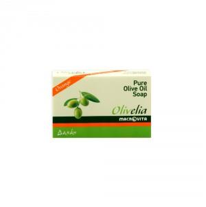 Оливковое мыло с ароматом апельсина Olivelia