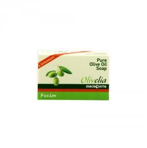 Оливковое мыло с ароматом Корицы Olivelia